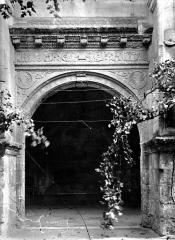 Ancienne abbaye de Saint-Martin - Cloître
