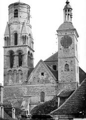 Eglise Notre-Dame - Clochers