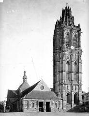 Eglise de la Madeleine - Ensemble ouest