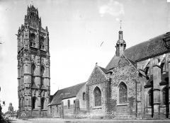 Eglise de la Madeleine - Ensemble sud
