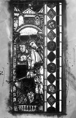 Cathédrale Saint-Julien - Vitrail
