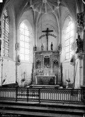 Eglise Saint-Laurent - Choeur