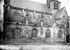 Eglise Saint-Pierre-ès-Liens de Riceys-Bas - Côté sud