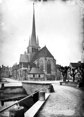 Eglise Saint-Pierre-ès-Liens de Riceys-Bas - Ensemble sud-est