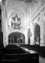 Eglise Saint-Pierre-ès-Liens de Riceys-Bas - Nef, vue du choeur