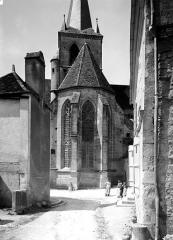 Eglise Saint-Jean Baptiste de Ricey-Haute-Rive - Abside