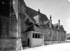 Eglise Saint-Jean Baptiste de Ricey-Haute-Rive - Côté est