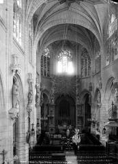 Eglise Saint-Nicolas - Choeur