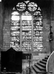 Eglise Saint-Nicolas - Grisaille