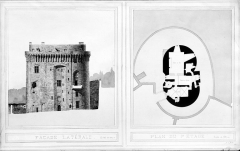 Château de la Reine Anne - Donjon