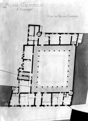 Palais Granvelle, actuellement musée -