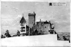 Château de Castelnau-de-Bretenoux -
