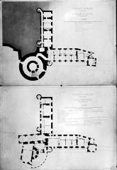 Château - Plan
