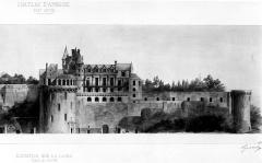 Château - Gravure