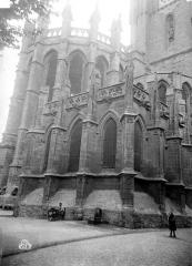 Ancienne cathédrale Saint-Nazaire et cloître Saint-Nazaire - Abside