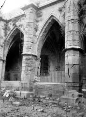 Ancienne cathédrale Saint-Nazaire et cloître Saint-Nazaire - Cloître, partie extérieure