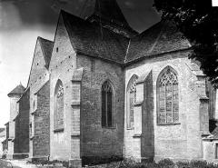Eglise Saint-Phal d'Avirey - Côté sud-est