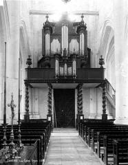 Eglise - Orgues