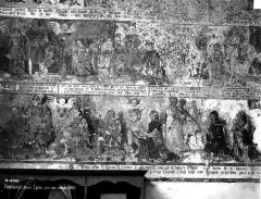 Eglise - Peintures murales