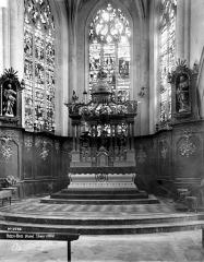 Eglise Saint-Pierre-ès-Liens de Riceys-Bas - Choeur