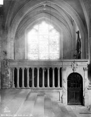 Eglise Saint-Pierre-ès-Liens de Riceys-Bas - Chapelle, côté nord