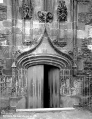 Eglise Saint-Jean Baptiste de Ricey-Haute-Rive - Portail sud