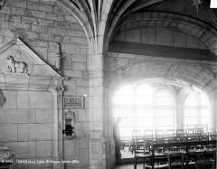 Eglise Saint-Nicolas - Chapelle
