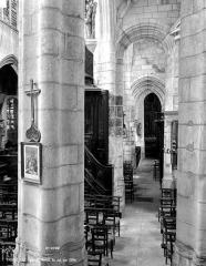 Eglise Saint-Nicolas - Bas-côté sud