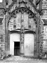 Eglise - Portail nord