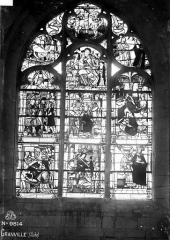 Eglise - Vitrail