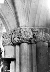 Eglise Saint-Pierre-ès-Liens de Riceys-Bas - Chapiteaux