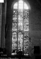 Eglise Saint-Martin-es-Vignes - Vitrail