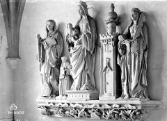 Eglise de la Nativité de la Vierge -