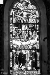 Eglise de la Nativité de la Vierge - Vitrail