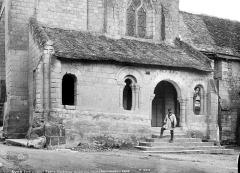Eglise Notre-Dame - Porche, extérieur