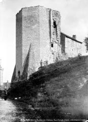 Château de Beaufort-en-Vallée (ruines) - Tour d'angle