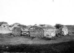 Camp romain (restes) - Partie centrale