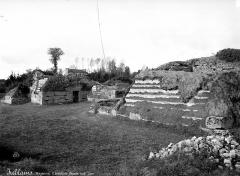 Camp romain (restes) - Côté sud