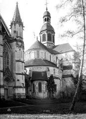 Eglise et chapelle - Abside