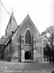 Eglise paroissiale Sainte-Eulalie - Ensemble ouest