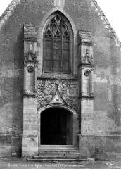 Eglise paroissiale Sainte-Eulalie - Portail ouest