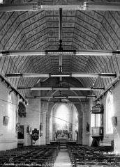 Eglise paroissiale Sainte-Eulalie - Nef