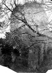 Château du Coudray-Salbart - Tour de Boisbertier