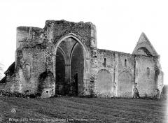Ancienne abbaye de Cornilly - Chapelle