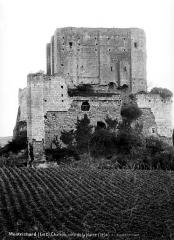Ancien château - Côté de la plaine