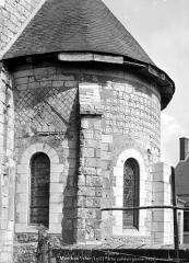 Eglise Sainte-Julitte Saint-Cyr£ - Abside partie