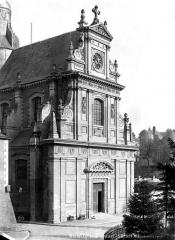 Eglise Saint-Vincent - Côté sud-ouest