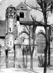 Eglise Saint-Saturnin - Côté sud