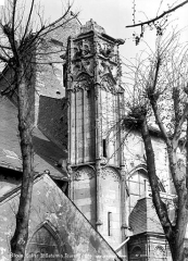 Eglise Saint-Saturnin - Tourelle