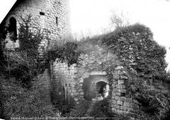 Château du Coudray-Salbart - Chemin de tour